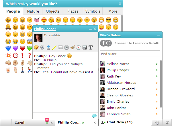 Cometchat dating script