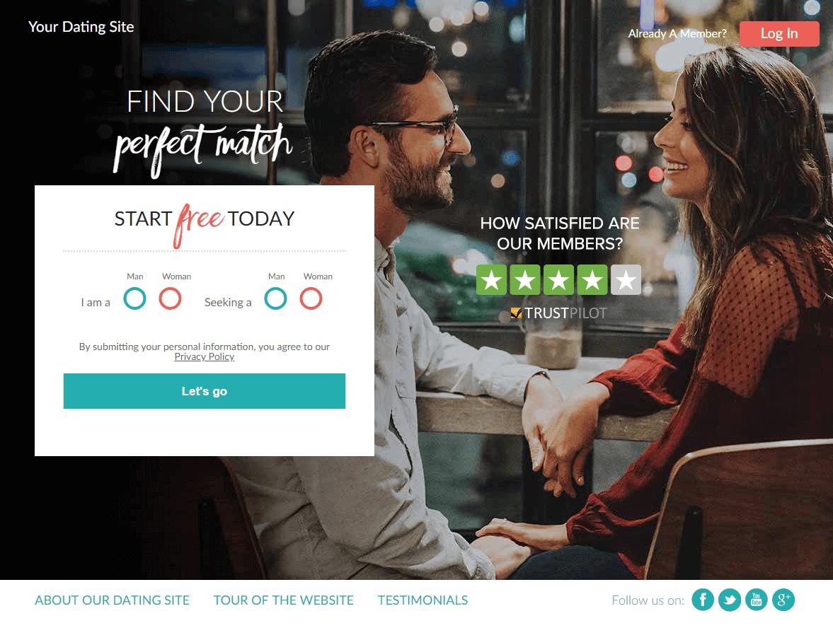 Top US dating websites